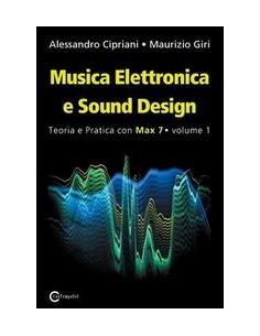 musica-elettronica-e-sound-design--vol-1-teoria-e-pratica-con-max-7-vol-1